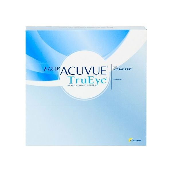 1 Day Acuvue Trueye 90 - Lentilles de contact