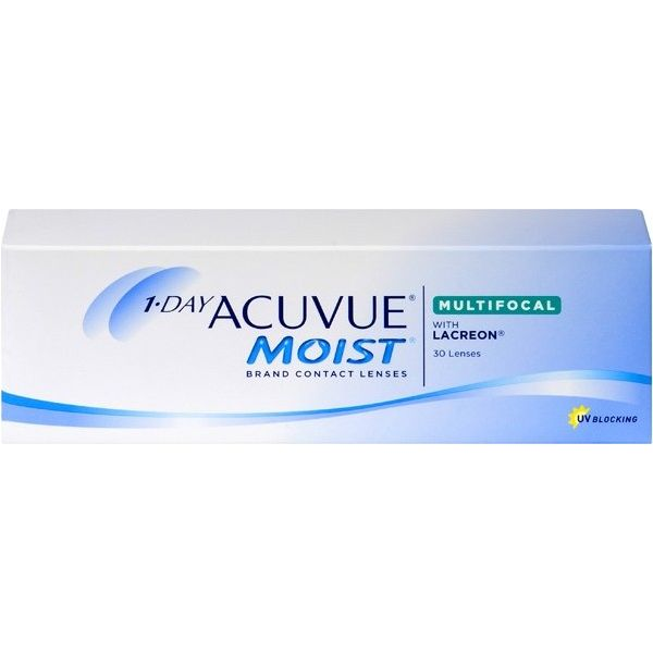 1 Day Acuvue Moist Multifocal 30 - Lentilles de contact