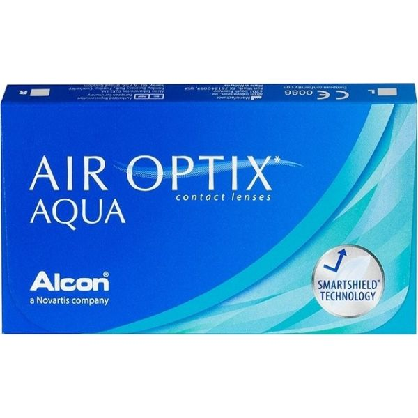 Air Optix Aqua - Lentilles de contact