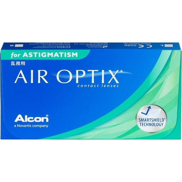 Air Optix for Astigmatism - Lentilles de contact