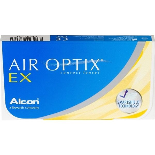 Air Optix EX (3 lentilles) - Lentilles de contact