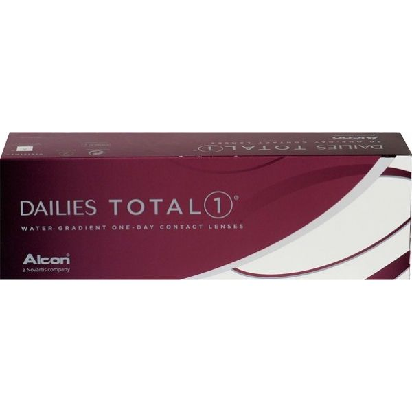 Dailies Total 1 30 - Lentilles de contact