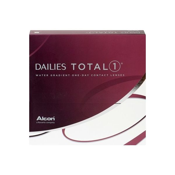 Dailies Total 1 90 - Lentilles de contact