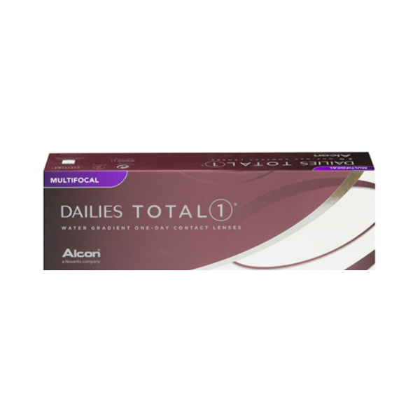 Dailies Total 1 Multifocal 30 - Lentilles de contact