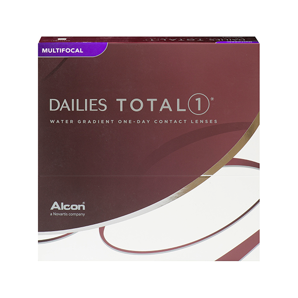 Dailies Total 1 Multifocal 90 - Lentilles de contact