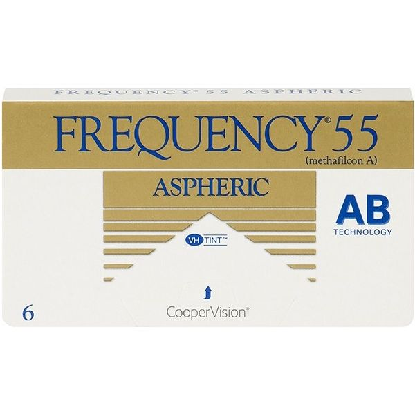 Frequency 55 Aspheric - Lentilles de contact