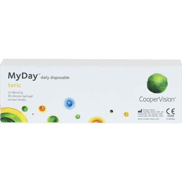 MyDay Daily Disposable Toric 30  - Lentilles de contact