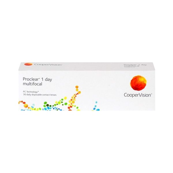 Proclear 1 day Multifocal 30 - Lentilles de contact