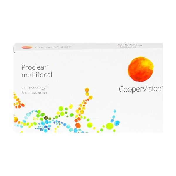 Proclear Multifocal XR - Lentilles de contact