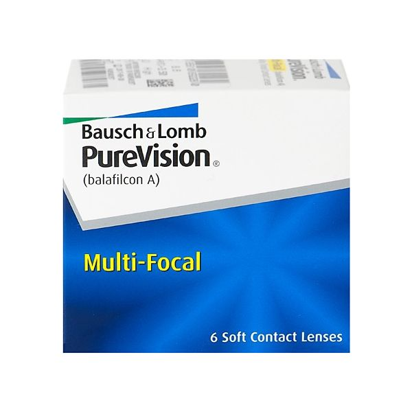 Purevision Multi-Focal - Lentilles de contact