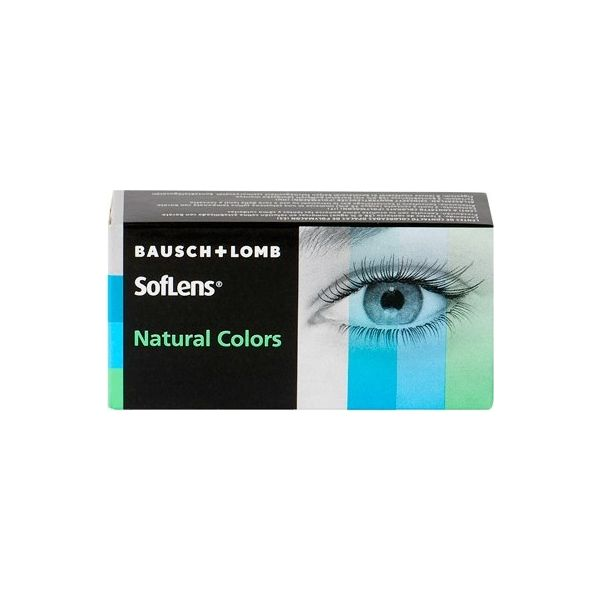 Soflens Natural Colors - Lentilles de contact