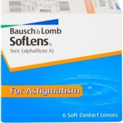 Soflens Toric (For astigmatism)